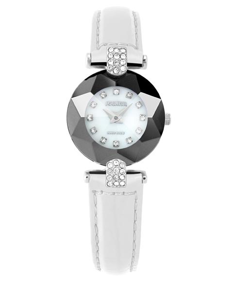ジョウィサ 5.540.S 腕時計 レディース JOWISSA レザーストラップ ホワイト系
