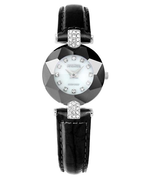ジョウィサ 5.590.S 腕時計 レディース JOWISSA クロノグラフ レザーストラップ