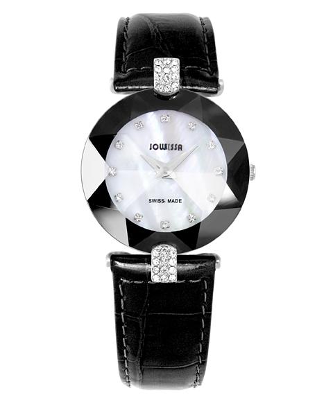ジョウィサ 5.590.M 腕時計 レディース JOWISSA レザーストラップ