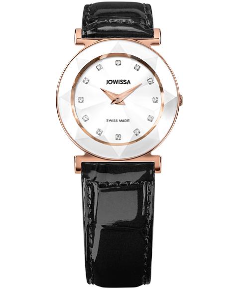 ジョウィサ 5.464.M 腕時計 レディース JOWISSA ゴールド レザーストラップ