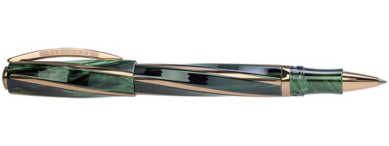 ヴィスコンティ ディヴィーナ エレガンス グリーン V26806 ローラーペン VISCONTI Divina Elegance Green 時計取り扱い ビスコンティ
