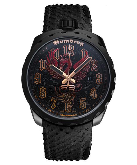 アウトレット ボンバーグ BOLT-68 ニッキー ジャム オートマティック BS45APBA.NJ2.3 腕時計 メンズ BOMBERG NICKY JAM 自動巻