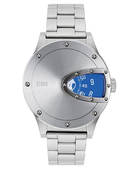 ストーム ロンドン 47390B MAGNITOR 腕時計 メンズ STORM LONDON メタルブレス ブルー系
