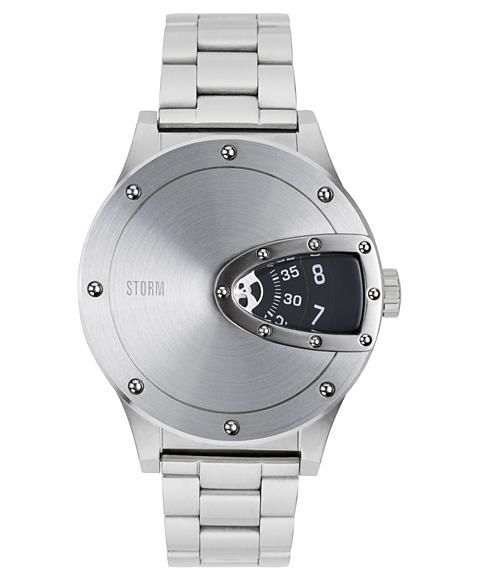 ストーム ロンドン 47390BK MAGNITOR 腕時計 メンズ STORM LONDON メタルブレス