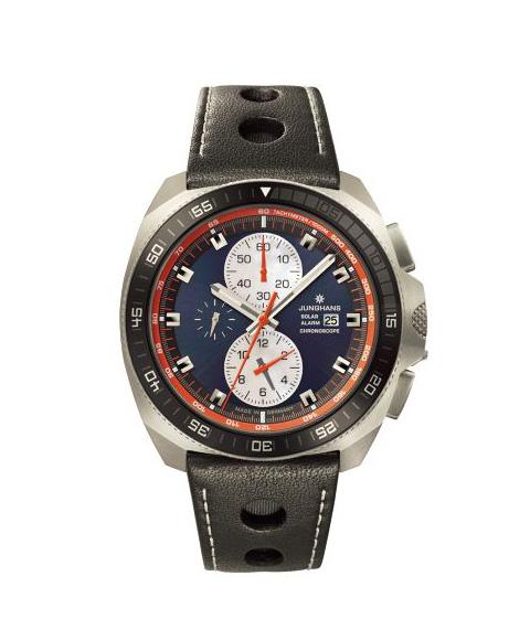 アウトレット ユンハンス 1972 クロノスコープソーラー 014 4201 00 腕時計 メンズ JUNGHANS 1972 CHRONOSCOPE SOLAR 014/4201.00 ダイバーズ クロノグラフ メタルブレス
