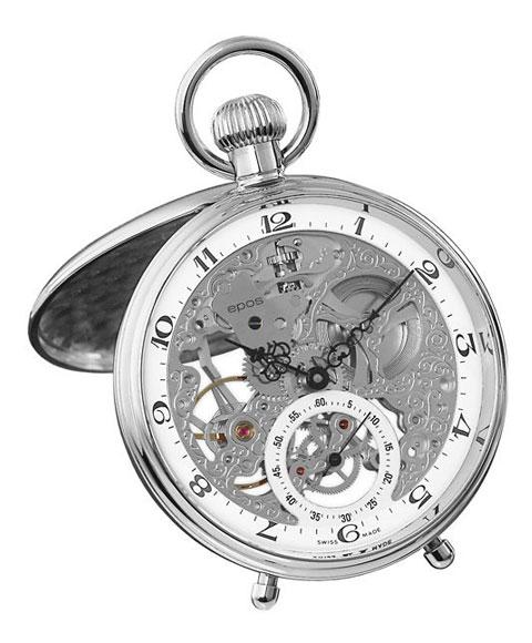 epos pocket watch エポス ポケットウォッチ 2166 再入荷 予約販売 メンズ 懐中時計 喜寿 還暦 お祝い 米寿 スーパーセール期間限定 ギフト スケルトン 敬老の日