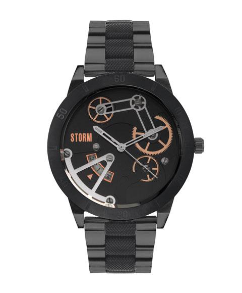 アウトレット 50%OFF ストーム ロンドン 47115SL Mexo Slate 腕時計 メンズ STORM LONDON メタルブレス