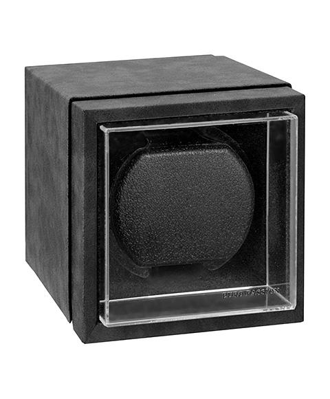 ユーロパッション ウォッチワインディング ボクシーズ W164-BK 1個巻き 【ラッピング不可】 EURO PASSION WATCH WINDING BOXES ※時計は含まれておりません
