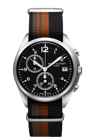 ハミルトン Hamilton 腕時計 H76552933 カーキ アビエーション パイロット パイオニア