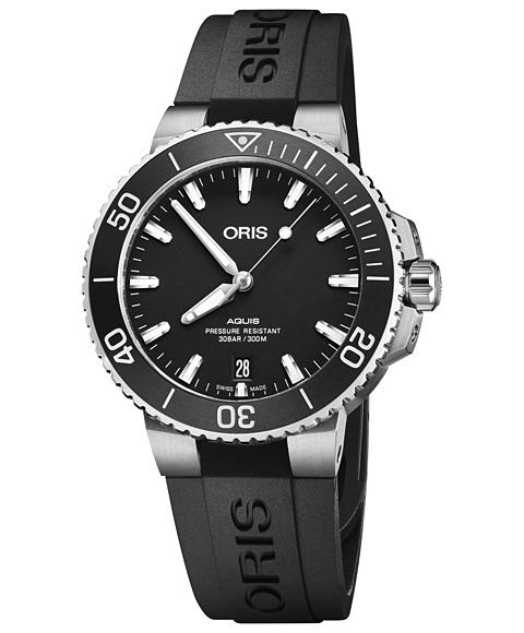 オリス アクイス デイト 73377324124R レディース 腕時計 ORIS Aquis Date 733 7732 4124R ダイバーズ