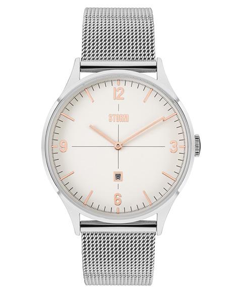 ストーム ロンドン 47404S LOGAN 腕時計 メンズ STORM LONDON メタルブレス