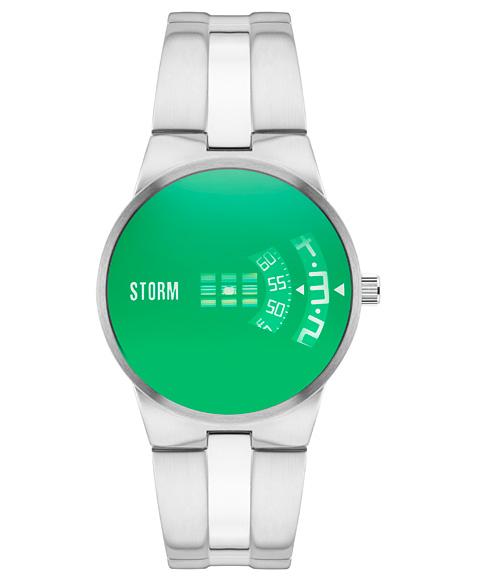 ストーム ロンドン NEW REMI LAZER GREEN 47210G 腕時計 メンズ STORM LONDON メタルブレス