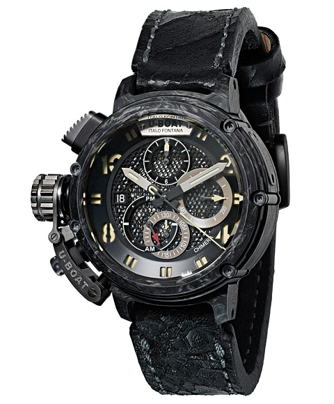 You boat chimera 46 carbon   titanium 8057 watch men U-BOAT CHIMERA 46  CARBON TITANIUM CARBONIO TITANIO d629dff0b