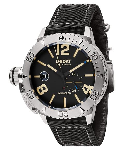 ユーボート クラシコ SOMMERSO 9007 腕時計 メンズ U-BOAT CLASSICO