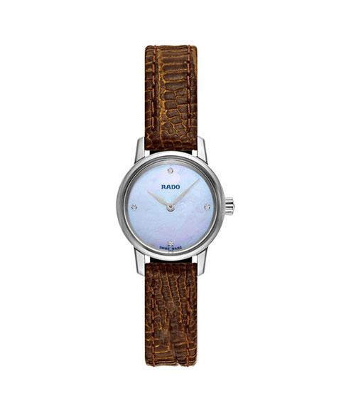 ラドー クーポール R22890905 腕時計 レディース RADO Coupole レザーストラップ