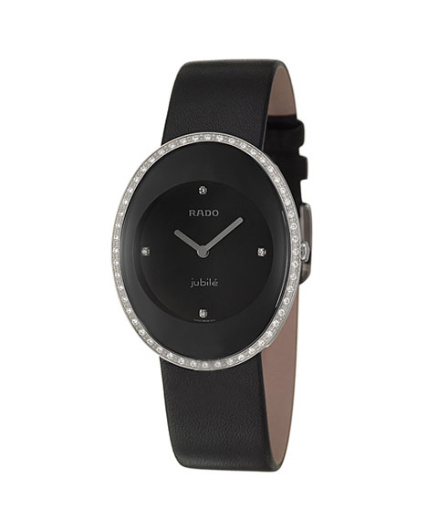 ラドー エセンザ R53761715 腕時計 レディース RADO Esenza レザーストラップ