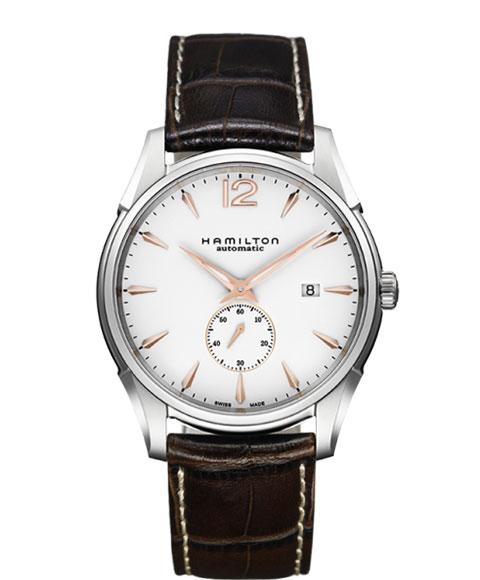 ハミルトン ジャズマスター H38655515 腕時計 メンズ HAMILTON JAZZMASTER 自動巻 レザーストラップ