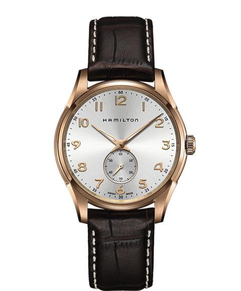 ハミルトン ジャズマスター H38441553 腕時計 メンズ HAMILTON JAZZMASTER 自動巻 レザーストラップ