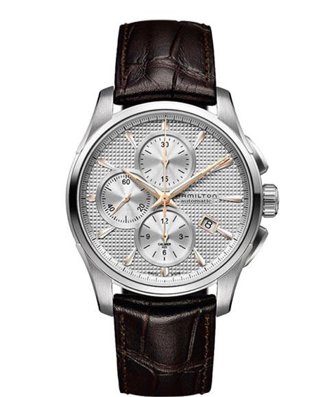 ハミルトン ジャズマスター H32596551 腕時計 メンズ HAMILTON JAZZMASTER 自動巻 レザーストラップ ブラウン系
