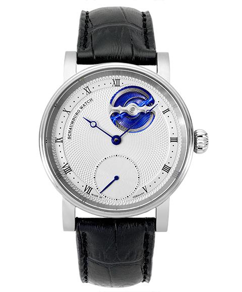 シャウボーグ ウニカトリウム クラシック2 UNIKATORIUM-CL2BL 手巻き 腕時計 メンズ SCHAUMBURG UNIKATORIUM CLASSIC レザーストラップ