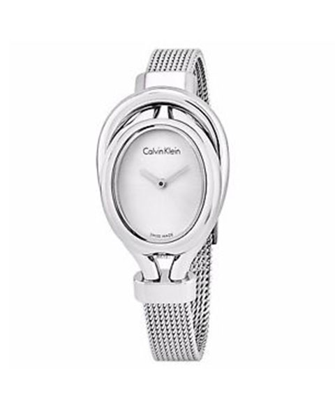 カルバンクライン ベルト K5H23126 腕時計 レディース ck Calvin Klein BELT メタルブレス