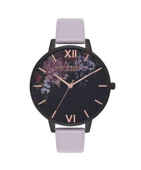 オリビアバートン ビッグダイアル OB16AD15 腕時計 レディース OLIVIA BURTON BIG DIAL レザーストラップ