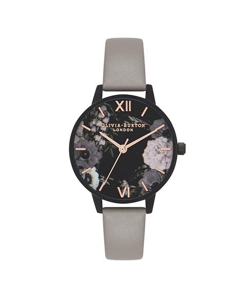 オリビアバートン ミディー ダイアル OB16AD24 腕時計 レディース OLIVIA BURTON MEDIUM DIAL レザーストラップ
