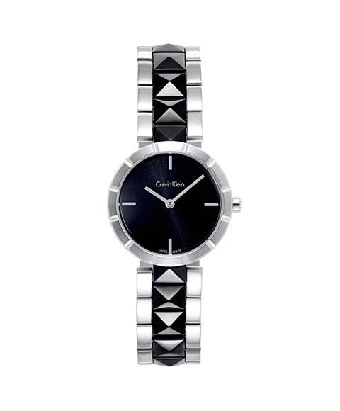 カルバンクライン エッジ K5T33C41 腕時計 レディース ck Calvin Klein Edge メタルブレス