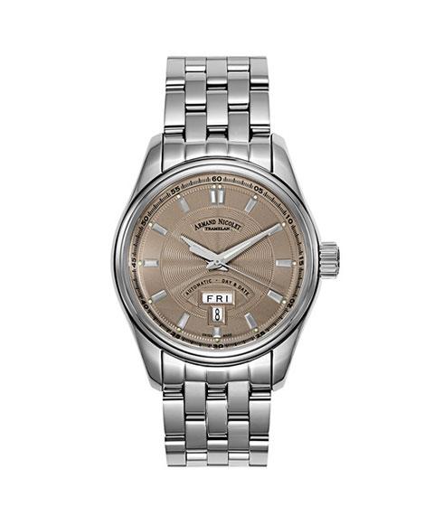 アルマン・ニコレ M02 9640A-GR-M9140 腕時計 メンズ ARMAND NICOLET アルマンニコレ