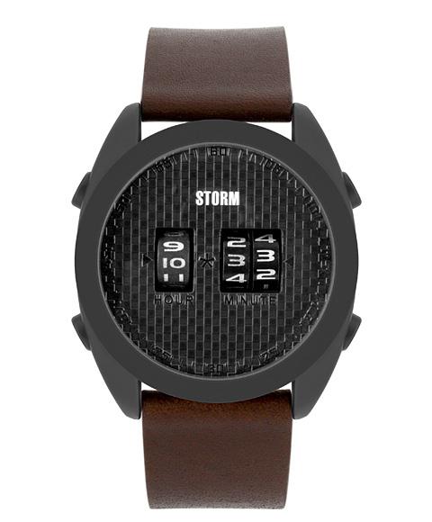 ストーム ロンドン 47415SLBR KOMBI 腕時計 メンズ STORM LONDON ブラウン系