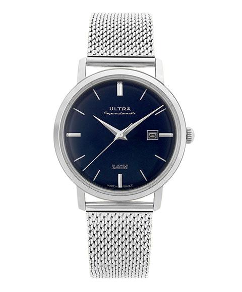 ウルトラ スーパーオートマティック US151SM 腕時計 メンズ 自動巻き ULTRA SUPERAUTOMATIC メタルブレス