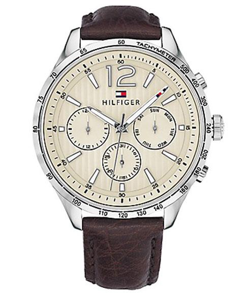 トミー ヒルフィガー Gavin 1791467 腕時計 メンズ Tommy Hilfiger レザーストラップ