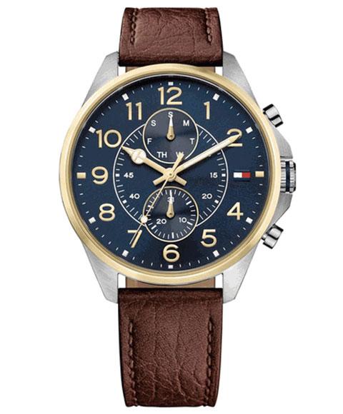 トミー ヒルフィガー ディーン 1791275 腕時計 メンズ Tommy Hilfiger DEAN レザーストラップ