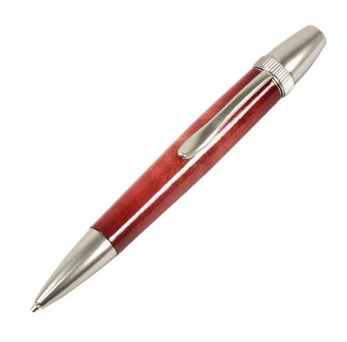 Air Brush Wood Pen (ギター塗装)REDカーリーメイプル/かえで TGT1611 ボールペン fstyle 時計取り扱い