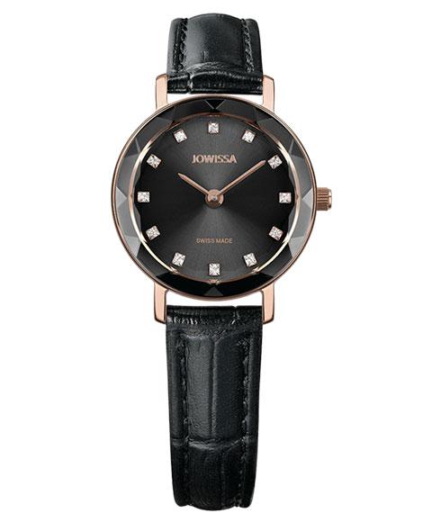 ジョウィサ オーラ 5.640.S 腕時計 レディース JOWISSA Aura ゴールド レザーストラップ