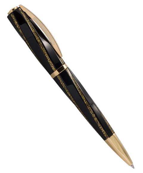 ヴィスコンティ ボールペン ディヴィーナ ファッション ブラック ゴールド KP18-24-BP VISCONTI ビスコンティ Divina Fashion Black Gold 時計取り扱い