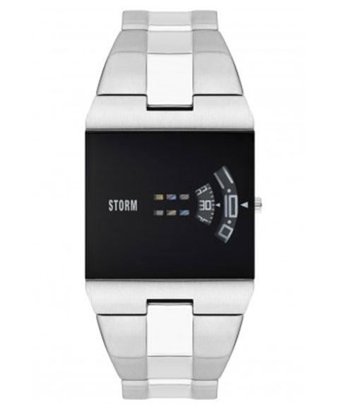 ストーム ロンドン NEW REMI SQUARE 47430BK 腕時計 メンズ STORM LONDON メタルブレス