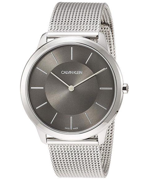 カルバンクライン ミニマル K3M21124 腕時計 メンズ ck Calvin Klein MINIMAL メタルブレス