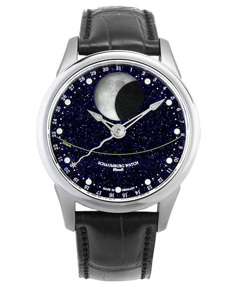 シャウボーグ ムーンギャラクシー MOON-GALAXY メンズ 腕時計 SCHAUMBURG 自動巻