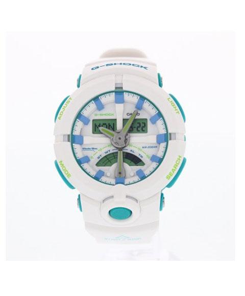 カシオ G-SHOCK ジーショック GA-500WG-7A 腕時計 メンズ 防水 Gショック ジーショック ホワイト系