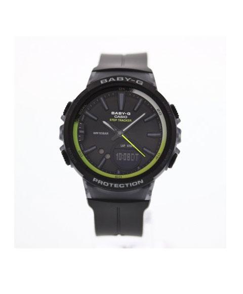 カシオ Baby-G ベビーG BABY-G カシオベビージーBGS-100-1A レディース 腕時計 ステップトラッカー 歩数カウント機能