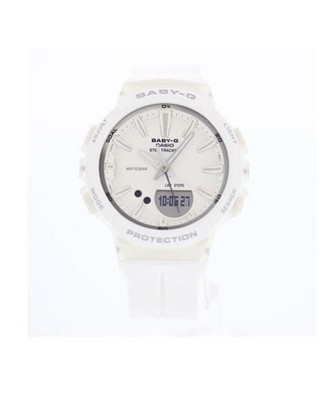 カシオ Baby-G ベビーG BABY-G カシオベビージー BGS-100-7A1 レディース 腕時計 万歩計 歩数計