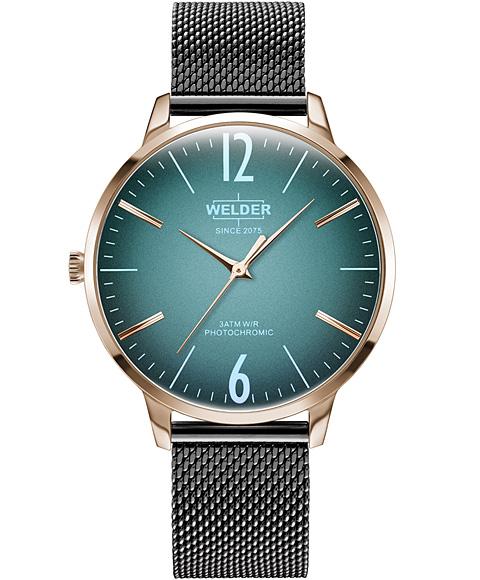 ウェルダー ムーディ ウェルダースリム WRS608 腕時計 レディース WELDER MOODY SLIM 3HANDS 36MM