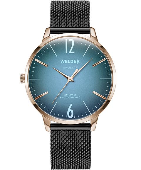ウェルダー ムーディ ウェルダースリム WRS634 腕時計 レディース WELDER MOODY SLIM 3HANDS 36MM