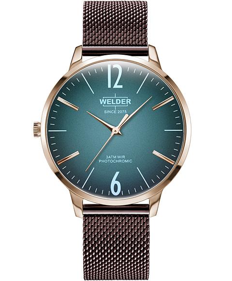 ウェルダー ムーディ ウェルダースリム WRS644 腕時計 レディース WELDER MOODY SLIM 3HANDS 36MM