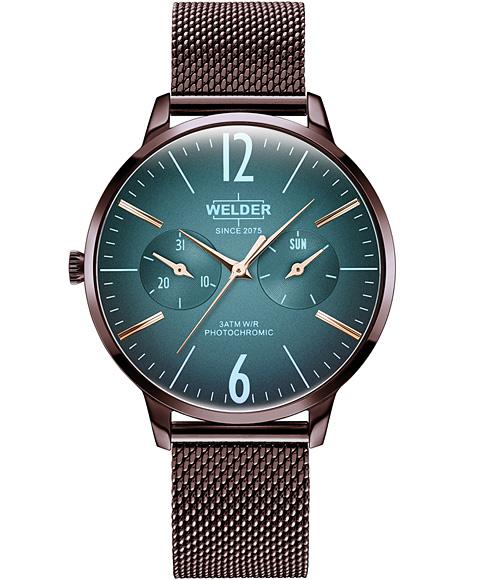 ウェルダー ムーディ ウェルダースリム WWRS626 腕時計 レディース WELDER MOODY SLIM DAY DATE 36MM