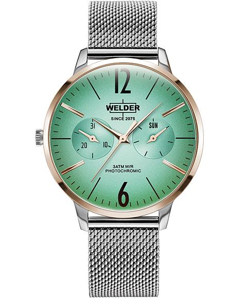 ウェルダー ムーディ ウェルダースリム WWRS647 腕時計 レディース WELDER MOODY SLIM DAY DATE 36MM