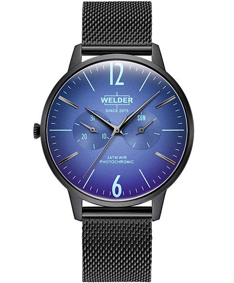 ウェルダー ムーディ ウェルダースリム WWRS401 腕時計 メンズ WELDER MOODY SLIM DAY DATE 42MM