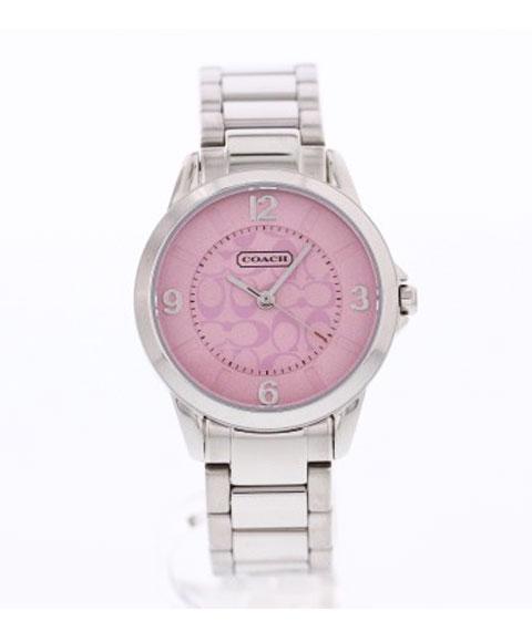 クーポンで1000円OFF!コーチ ニュークラシックシグネチャー 14501615 腕時計 レディース COACH New Classic Signature