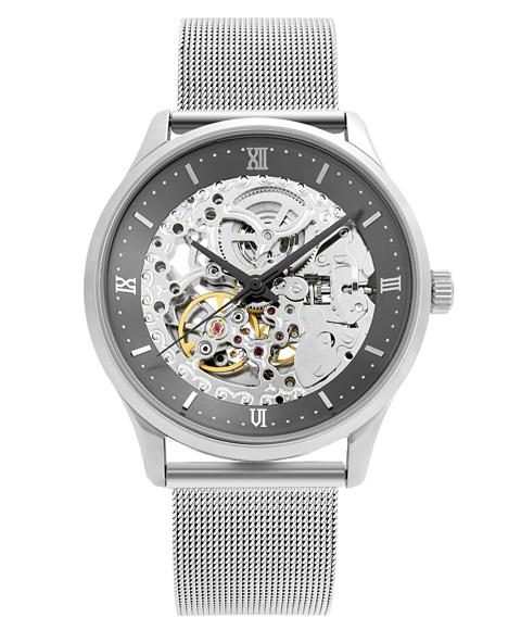 アルカフトゥーラ メカニカルスケルトン 101101GNSS-M 自動巻 腕時計 メンズ ARCAFUTURA